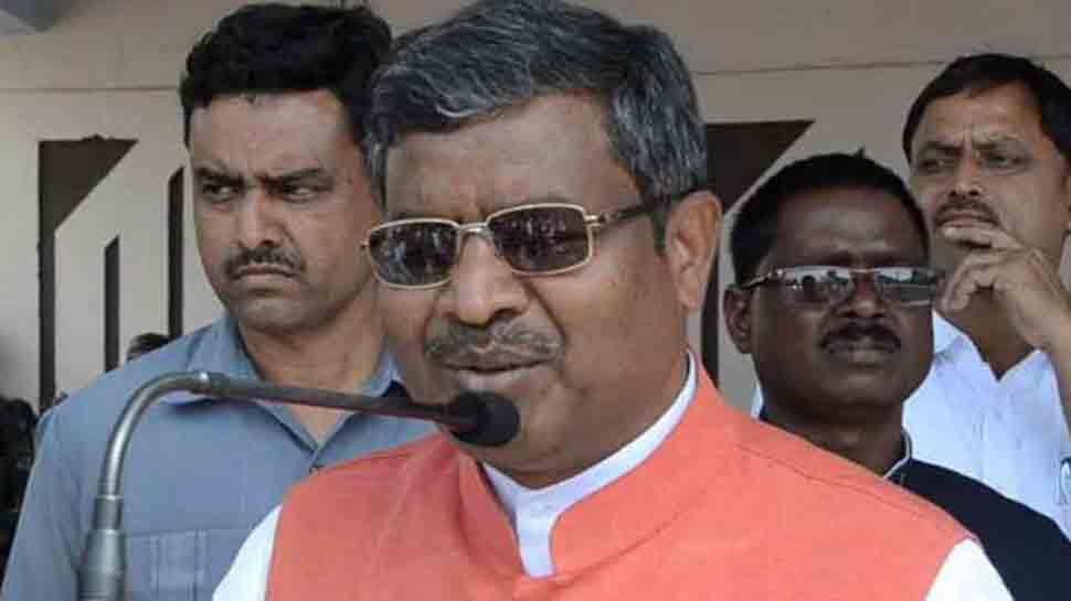 Babulal Marandi elected as Jharkhand BJP's legislative party leader