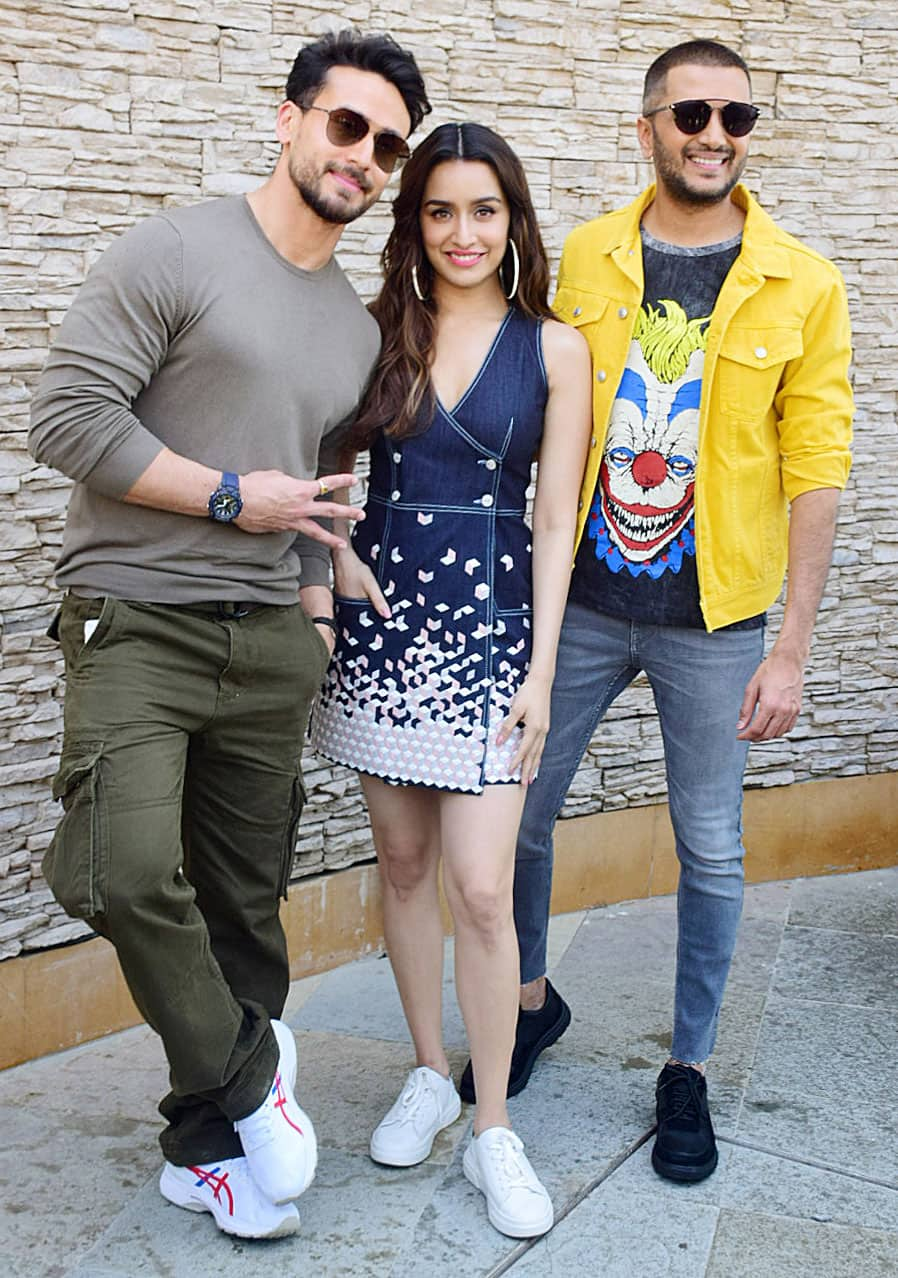 Baaghi 3 cast