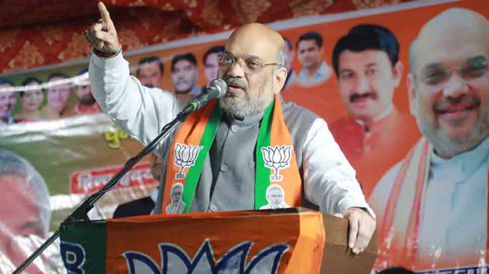 Union Home Minister Amit Shah gets permission from police to hold public meeting in Kolkata on March 1