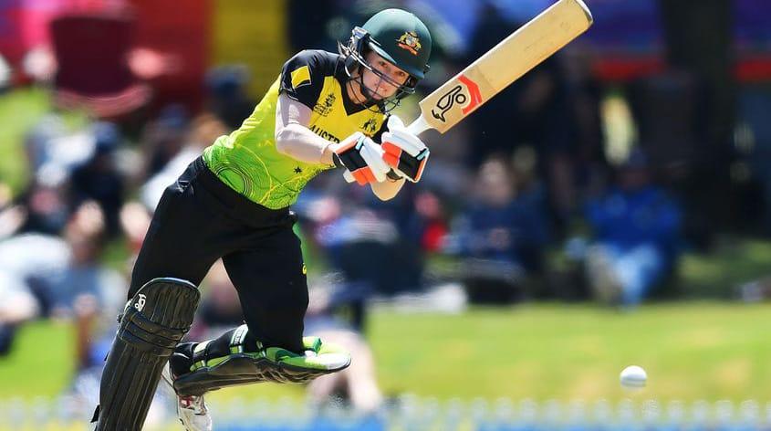 Women's T20 World Cup: Rachael Haynes spares Australia's blushes against Sri Lanka