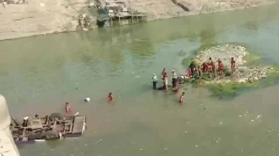 Bus plunges into river at Rajasthan's Bundi killing 24, injuring several others
