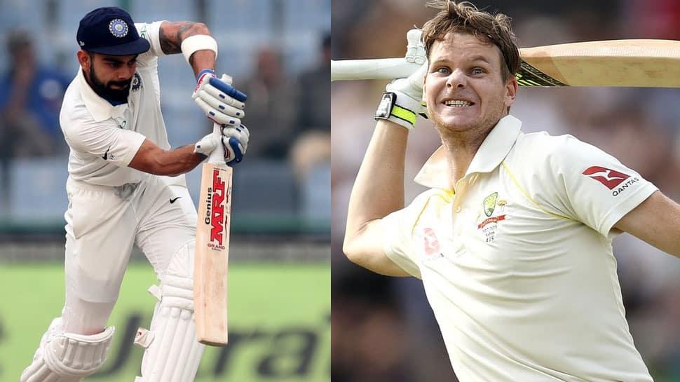 Steve Smith races ahead of Virat Kohli to regain top spot in ICC Test rankings