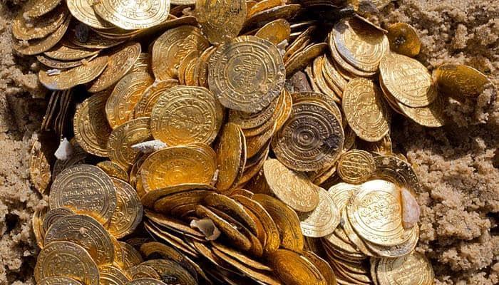 Gold coins weighing 1.7 kg found in digging near Jambukeswarar Temple in Tiruchirappalli