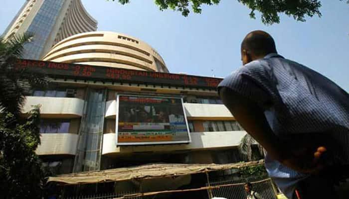 Sensex falls 170 points, Nifty at 11,580; Wipro, ONGC decline