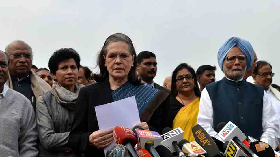 Congress delegation to visit violence-hit Delhi areas, submit report to Sonia Gandhi