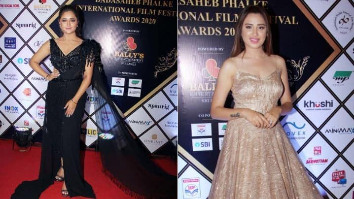 Mahira Sharma is not at fault, says Rashami Desai on her Dadasaheb Phalke Award controversy