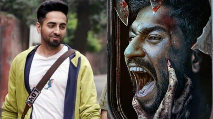 Shubh Mangal Zyaada Saavdhan vs Bhoot: Part One - The Haunted Ship box office report: Ayushmann Khurrana's film races ahead of Vicky Kaushal-starrer
