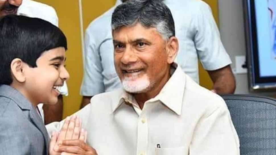 TDP chief N Chandrababu Naidu's 'donkey' remark at Andhra Pradesh cops stir row