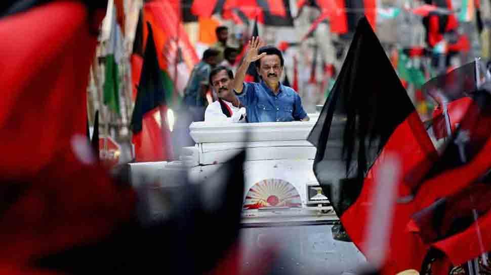 DMK announces names of three candidates for Rajya Sabha polls