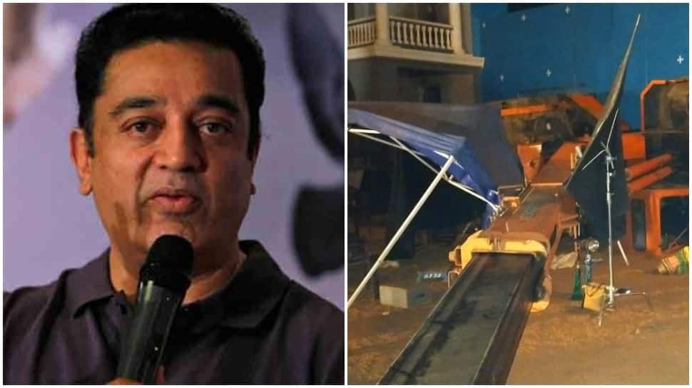 Entertainment news: Kamal Haasan summoned by police in connection with 'Indian 2' accident
