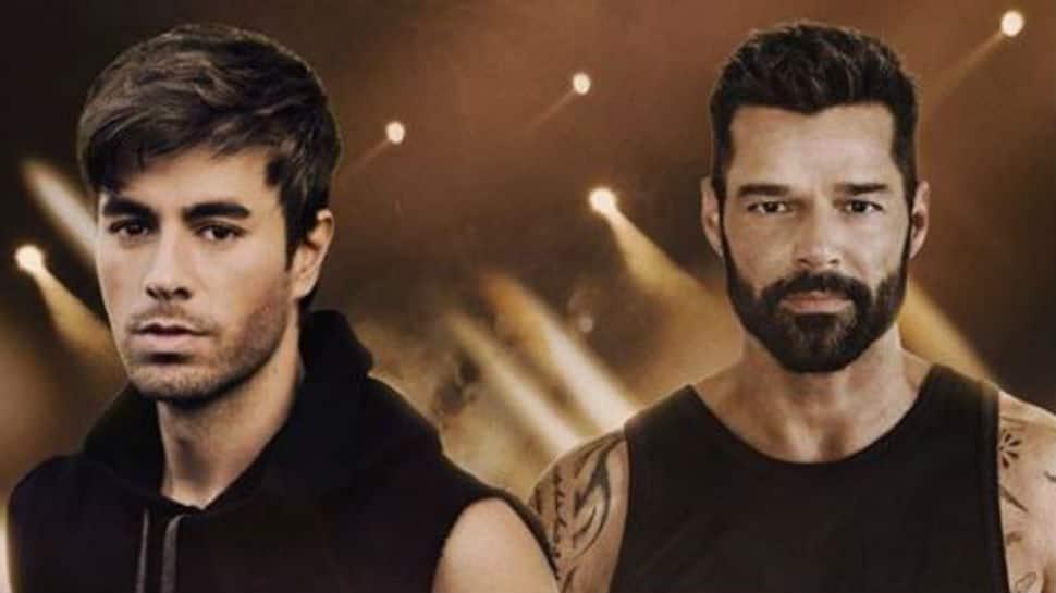 Entertainment news: Enrique Iglesias, Ricky Martin announce joint tour