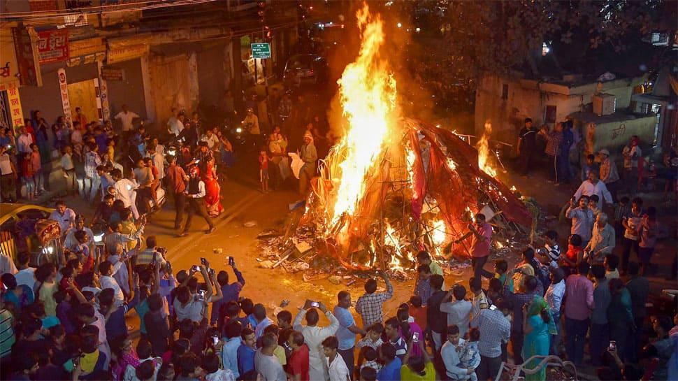 Holika Dahan 2020: Timings, Puja Muhurat, Vidhi and Date