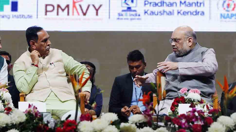 Anonymous letter claims threat to Amit Shah, Gujarat CM Vijay Rupani; IB issues alert