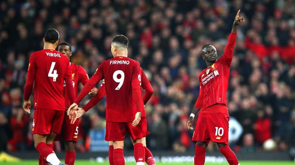 Premier League: Liverpool ride early jolt to return to winning ways