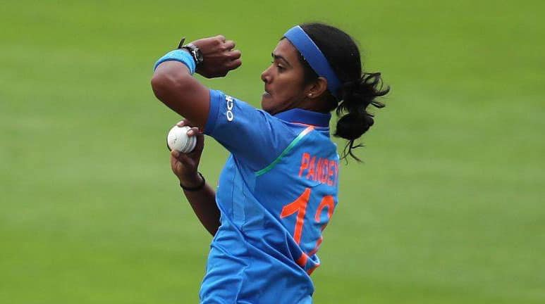 Women's T20 World Cup: India's Shikha Pandey puts pain aside to salute Alyssa Healy