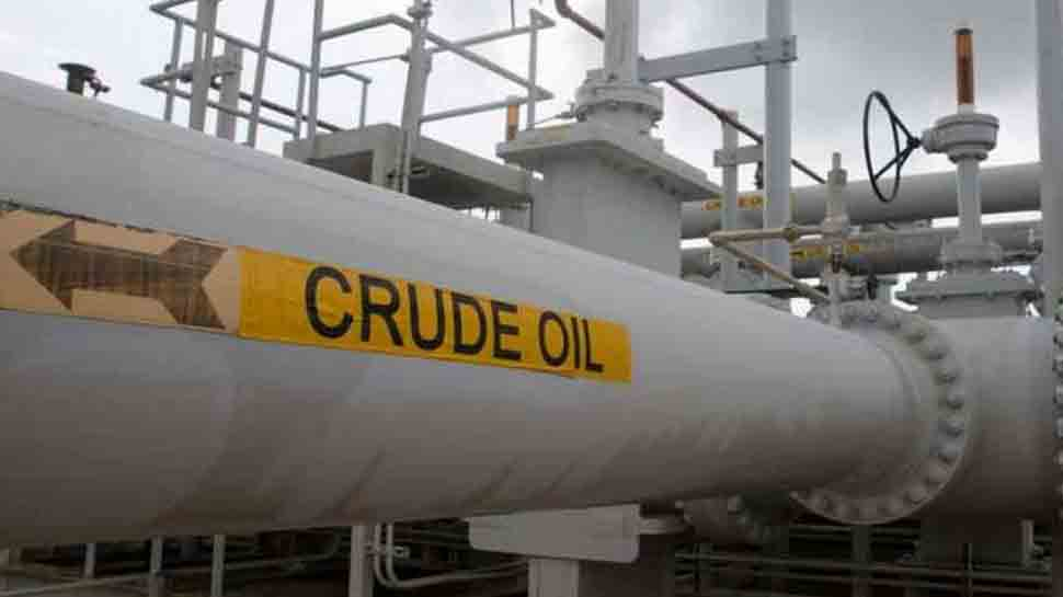 Crude oil prices jump up by 11 percent after observing biggest fall on Monday