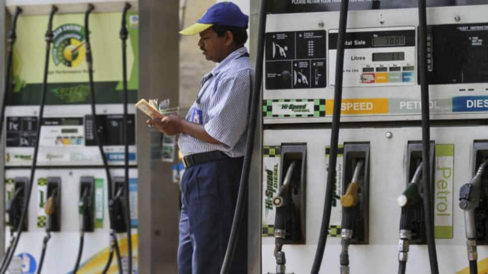 Fuel prices drop sharply, in Delhi petrol costs Rs 70.29 and diesel Rs 63.01