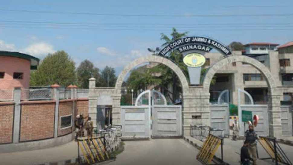 Jammu & Kashmir High Court orders UT administration for all Roshni Act land scam related files by March 18