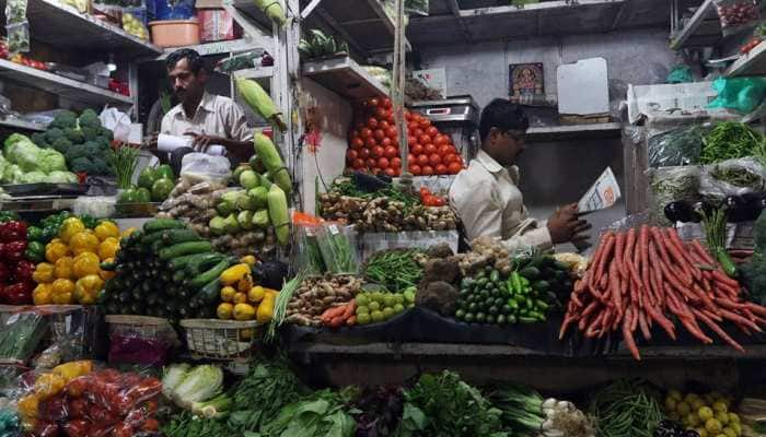 Consumer Price inflation eases to 6.58% in February