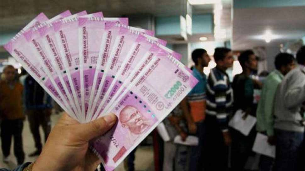 Dearness allowance hiked by 4 per cent for central government employees