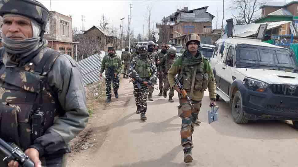Jammu and Kashmir: 4 terrorists killed in gunfight in Anantnag's Watrigam, encounter underway