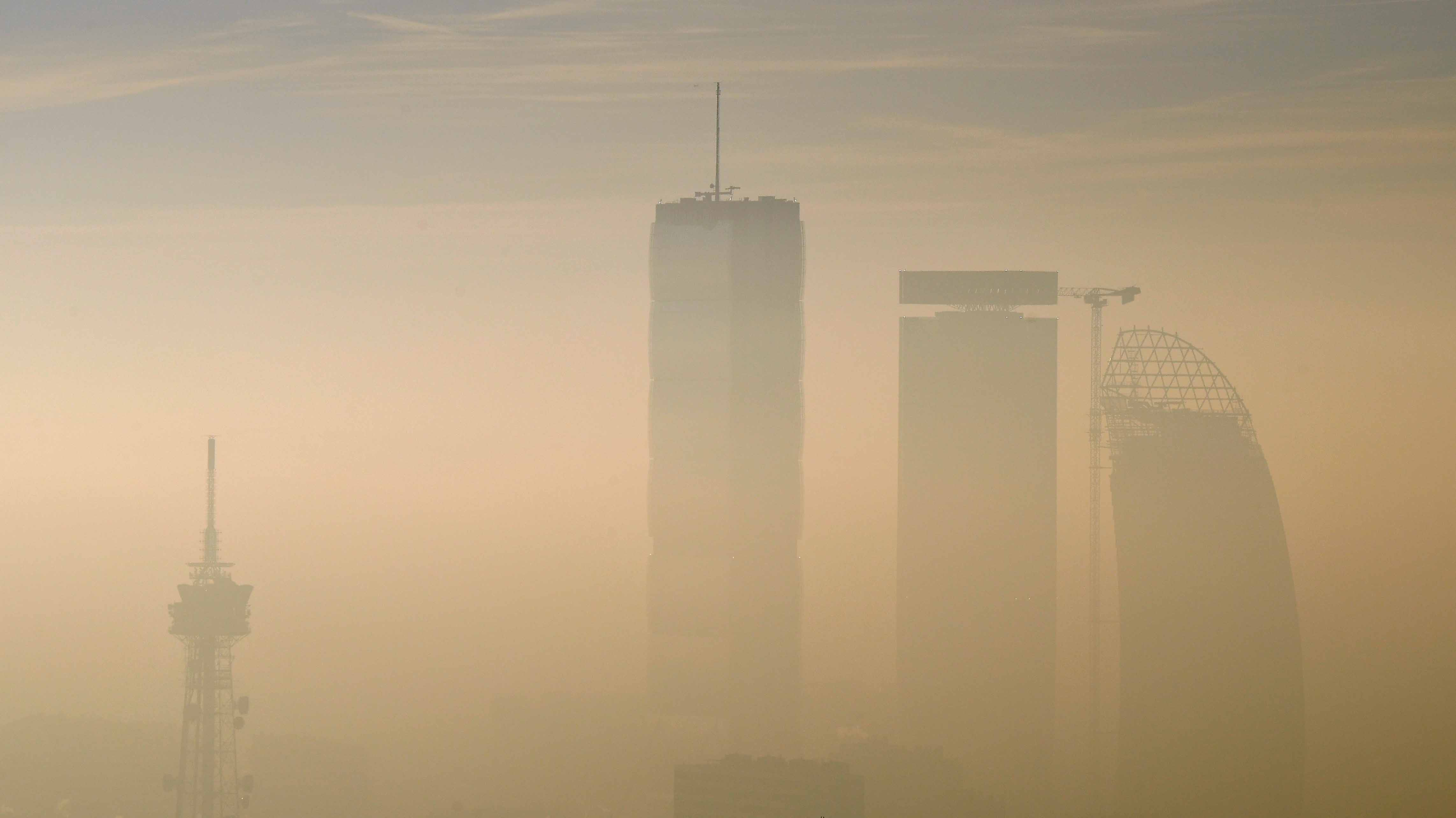 Breathing polluted air linked to risk of obesity, diabetes, other chronic illnesses: Study