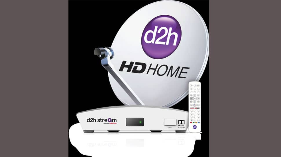 D2h brings the latest converged technology to homes with a range of new-age products