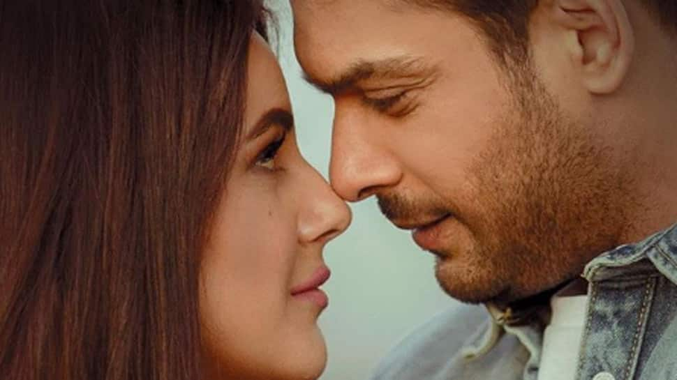 Sidharth Shukla shares romantic still with Shehnaaz Gill from 'Bhula Dunga' song along with release date!