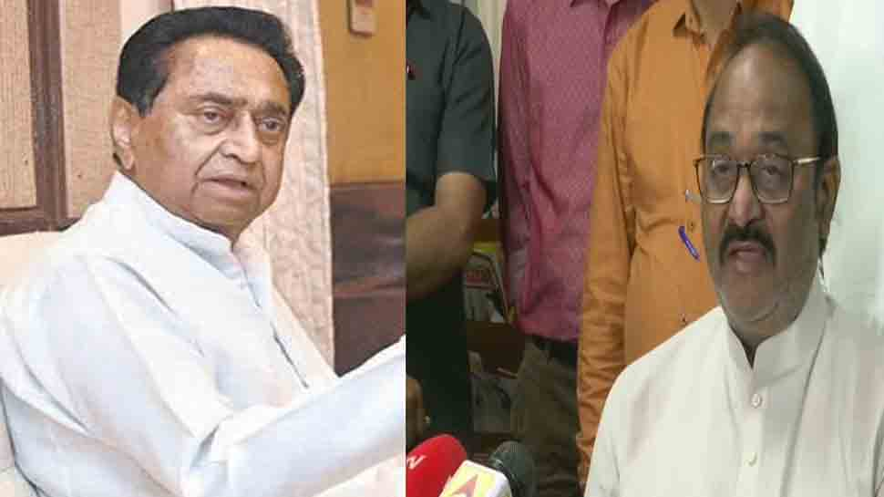 Madhya Pradesh speaker NP Prajapati accepts resignation of 16 Congress MLAs ahead of floor test