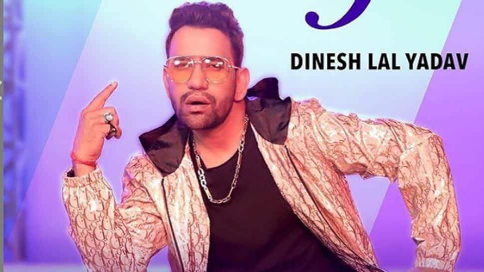 Dinesh Lal Yadav 'Nirahua' turns a rockstar in 'Lobher Kehtiya Sorry' song - Watch