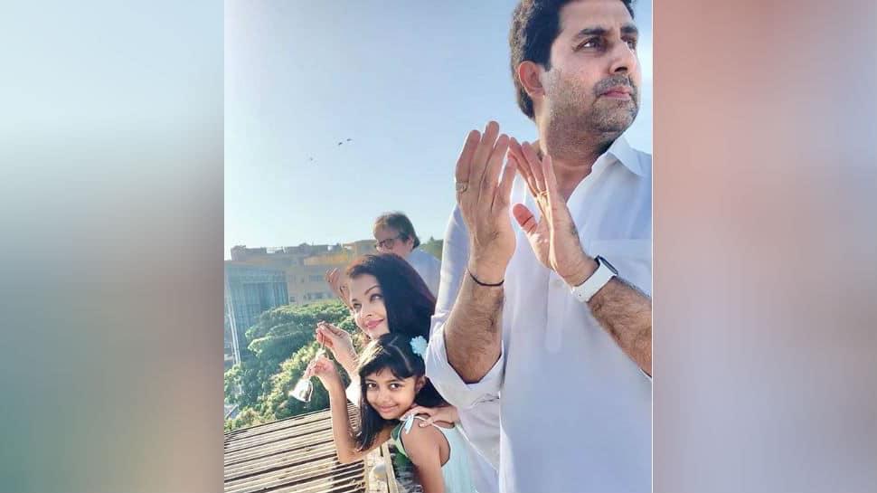 Bachchans, Deepika Padukone-Ranveer Singh, Akshay Kumar, Hrithik Roshan – How Bollywood united to thank coronavirus fighters by clapping, ringing bells