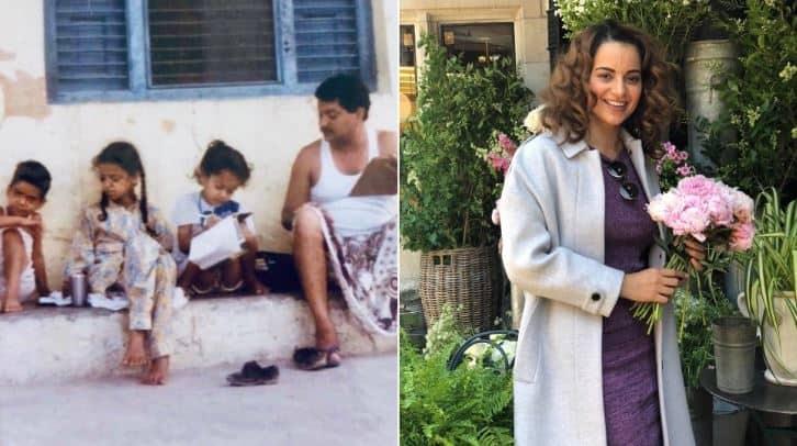 On Kangana Ranaut's birthday, sister Rangoli Chandel wishes her 'chhotu' with a wonderful throwback pic