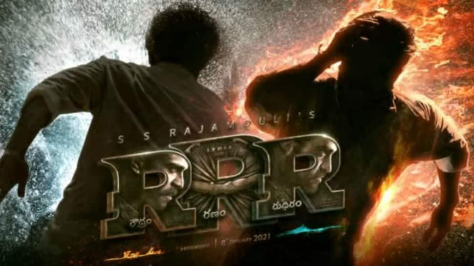 Amid coronavirus crisis, Ram Charan and Jr NTR's 'RRR' motion poster is here to lift up your spirits - Watch