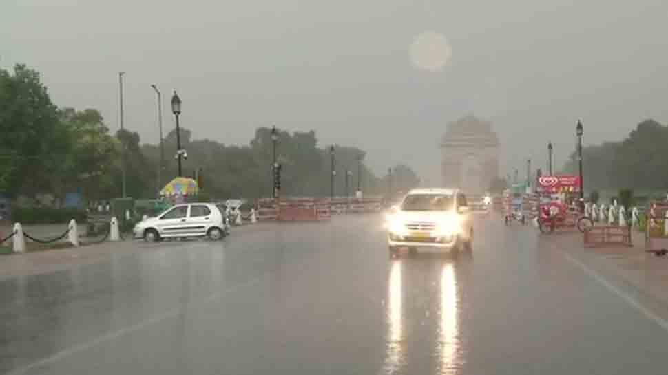 IMD predicts light rain, thunderstorm from March 25-27 in Delhi-NCR region