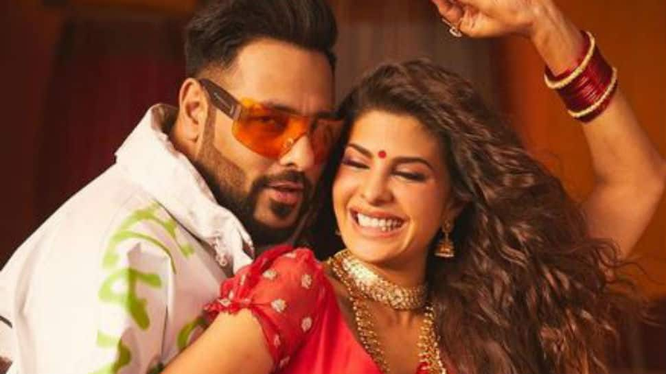 'Genda Phool': Jacqueline Fernandez and Badshah give festive feels in this peppy track – Watch