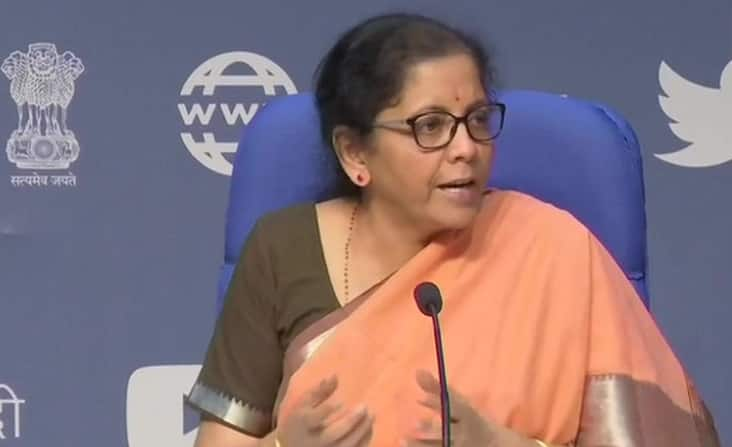 From cash transfers under DBT to free cylinders, FM Sitharaman announces relief package amid coronavirus COVID-19 outbreak