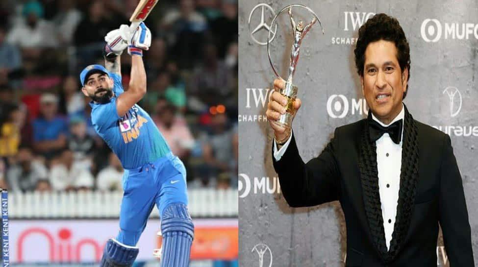 Wasim Jaffer gives hilarious reply as fan ask him to choose between Virat Kohli, Sachin Tendulkar