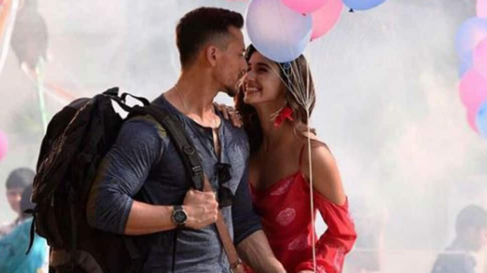 These pics of rumoured couple Disha Patani and Tiger Shroff call for a freeze frame