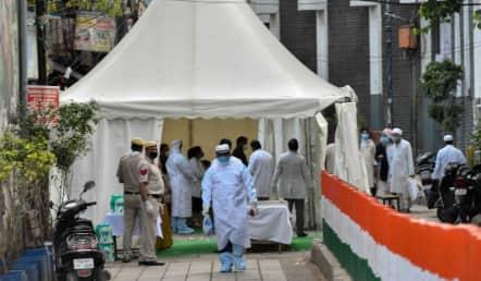 Nizamuddin congregation: Delhi CM Kejriwal orders FIR against Maulana of Markaz as several people show coronavirus COVID-19 symptoms