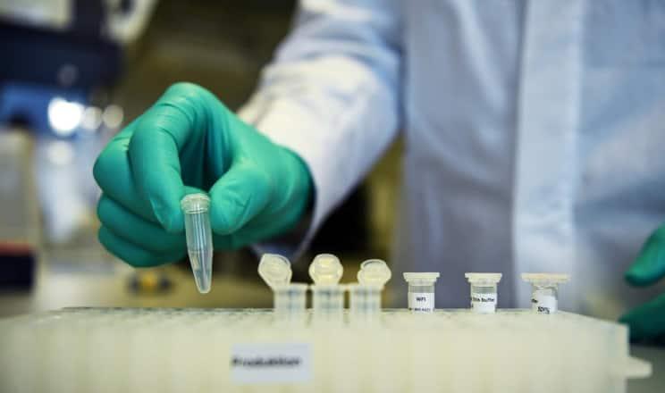 Johnson & Johnson announces potential coronavirus vaccine, Abbott launches rapid test kit