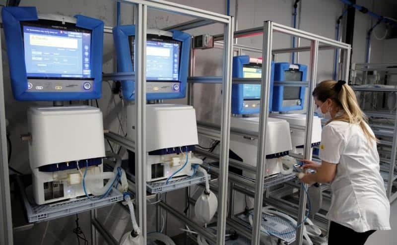 IISc scientists building indigenous ventilator for coronavirus COVID-19 patients