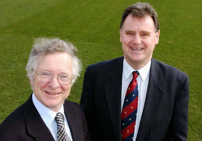 ICC condoles demise of DLS method founder Tony Lewis
