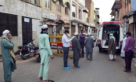 MHA cracks whip against Tablighi Jamaat, blacklists 960 foreigners, cancels their tourist visas