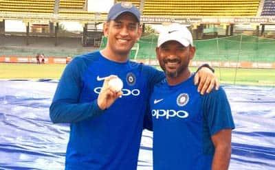 Indian fielding coach R. Sridhar donates Rs 4 lakh towards coronavirus COVID-19 relief fund