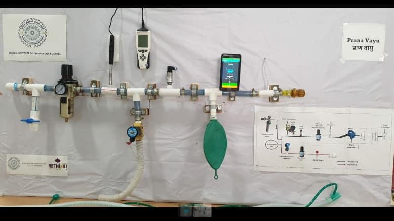 IIT Roorkee develops low-cost portable ventilator to help coronavirus COVID-19 patients