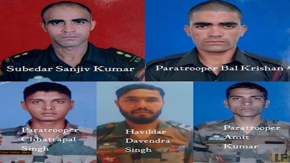 Special force men kill five Jaish-e-Mohammed terrorists in hand-to-hand combat in Jammu and Kashmir