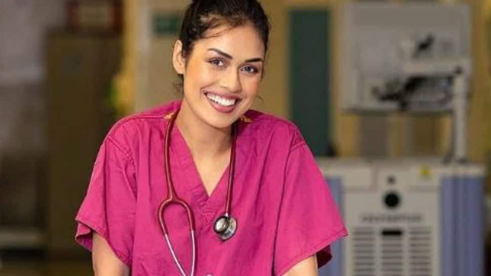 Indian-origin beauty queen Bhasha Mukherjee resumes work as doctor in UK amid coronavirus pandemic
