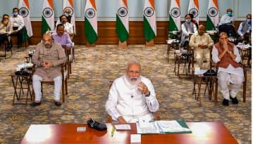 PM Modi hints at lockdown beyond April 14 as COVID-19 cases spurt; Delhi, Uttar Pradesh declare coronavirus hotspots