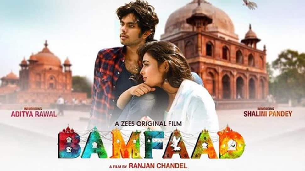 Amitabh Bachchan and other B-Towners are all hearts for ZEE5 original film 'Bamfaad' first look!