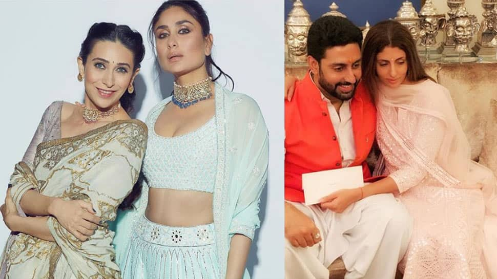 On Siblings Day, let's take a look at these candid pics of top Bollywood brothers and sisters!